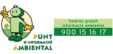 Point of environmental information (PIA)