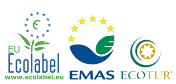 ECOTUR. Systems of environmental management (EMAS) and European Ecological Label.