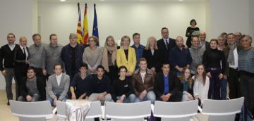 Nou alumnes de formació professional de les Illes Balears participen en el Spainskills 2015