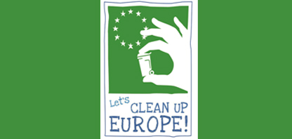 Campaña  LET'S CLEAN UP EUROPE! 11-13 de mayo de 2019