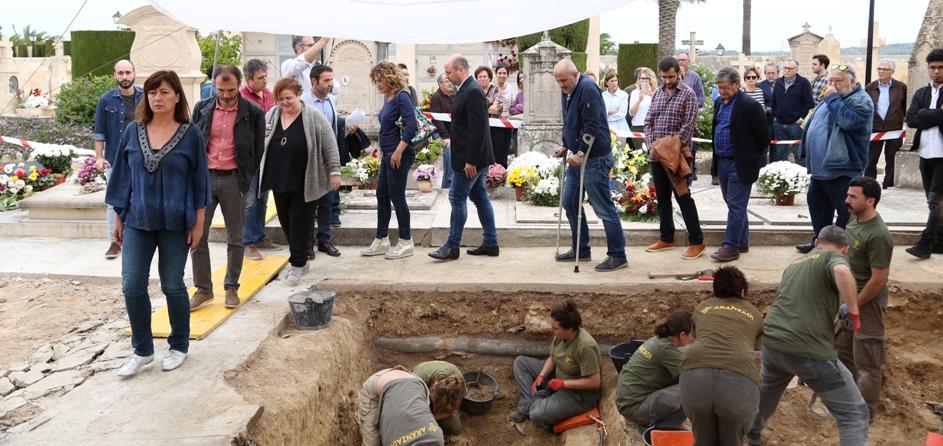Image result for exhumacion de porreres