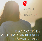 Declaración de voluntades anticipadas