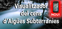 Visualizador del censo de Aguas Subterráneas