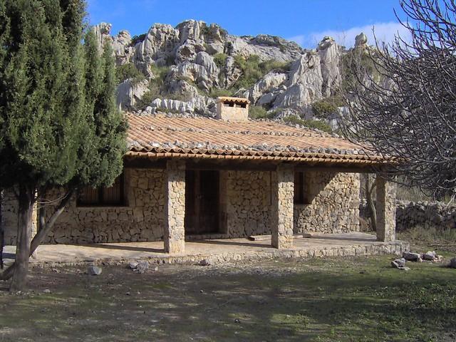 Schutzhütten und Wanderherbergen auf Mallorca